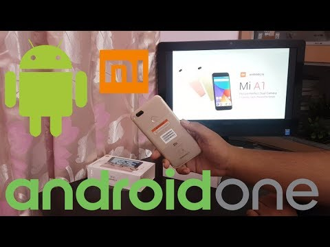 📱 MI A1 | 📦UNBOXING | ANDROID ONE☝️