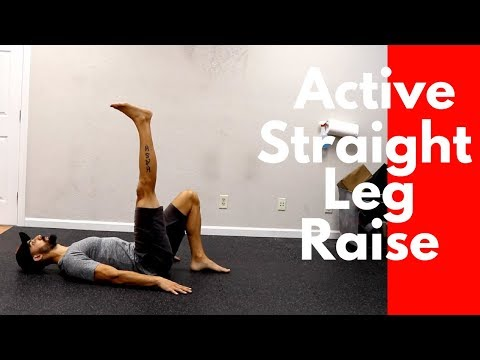 How to Active Straight Leg Raise
