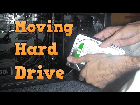 Moving (non OS) Hard Drives to new PC: Ft. Proverbs