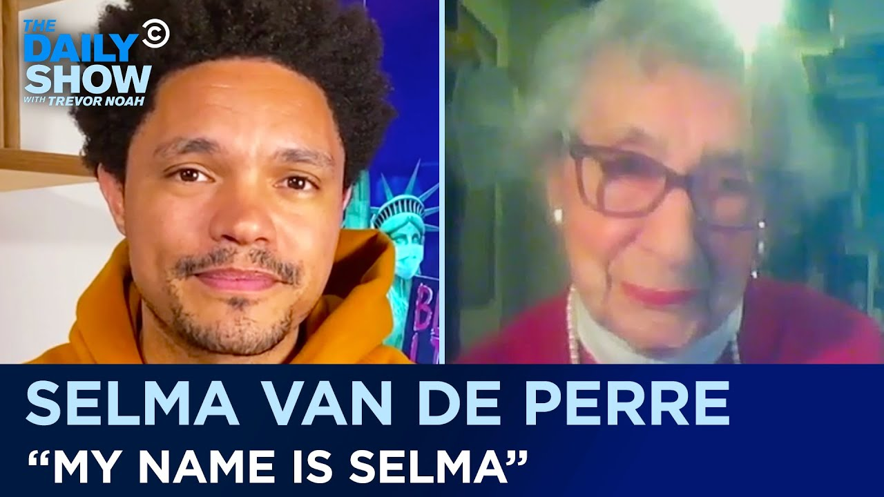 """Selma van de Perre - Surviving the Holocaust & Why She Wrote """"My Name Is Selma"""" 