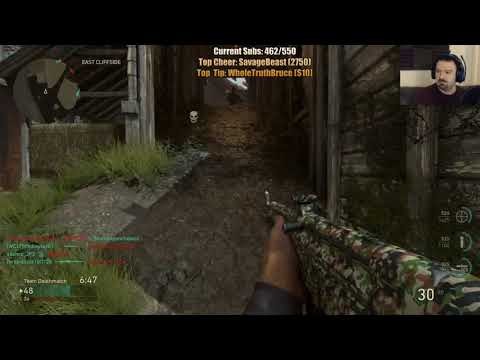 COD WW II MY BEST SESSION EVER! pt35