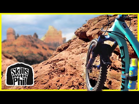 Is Hiline the best mountain bike trail in Arizona? | Mountain biking In Sedona