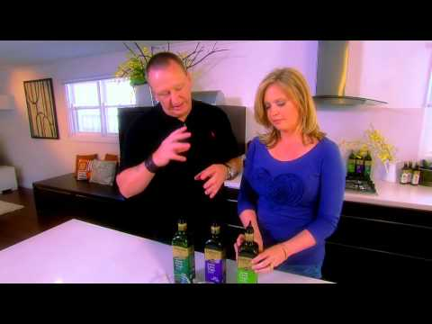 Ian Curley Discusses Olive Oil