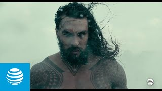 Aquaman: Exclusive First Look by AT&T