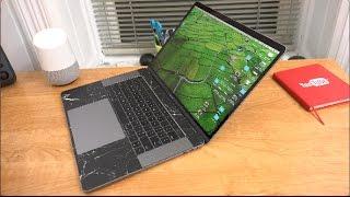 New MacBook Pro w/ TouchBar Review: MacBook Challenge Complete!