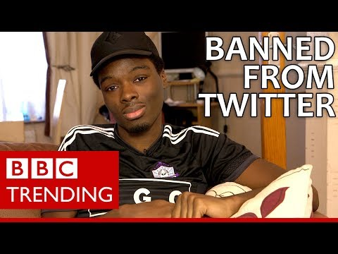 Meet Unclebantzz a Twitter user suspended by new anti-abuse rules - BBC Trending