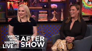 Meghan McCain on the Covid Scare at 'The View'   WWHL
