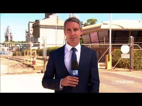 Simcoa| 9 News Perth