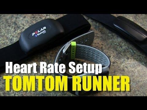TomTom Runner - Setup Heart Rate Monitor