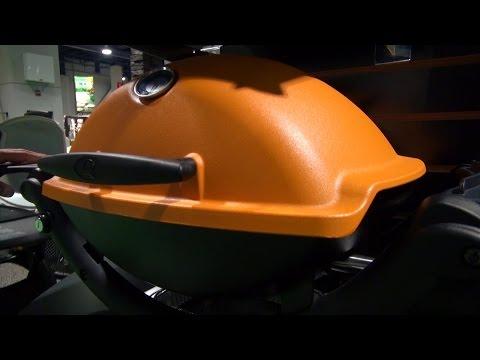 Las Vegas Hardware Show: Weber Q Color