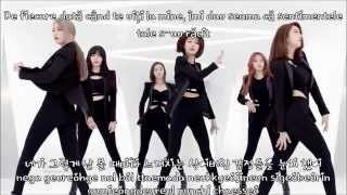 Dalshabet (달샤벳 ) ~ (B.B.B) Big Baby Baby MV [Romanian Translation | Han. | Rom.] Subs