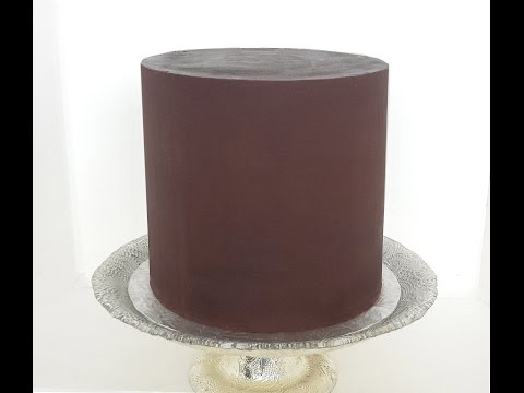 Ganache Recipe For Frosting A Cake