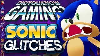 Sonic Glitches - Did You Know Gaming? Feat. Remix of WeeklyTubeShow