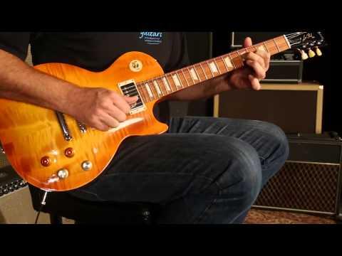 Gibson Gary Moore Les Paul Standard  •  SN: 113030658