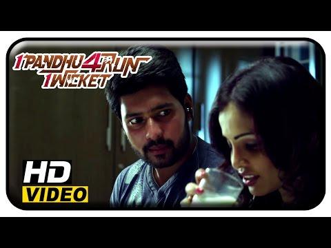 1 Pandhu 4 Run 1 Wicket Tamil Movie | Scenes | Vinai gives sleeping pills to Hashika | Sentrayan