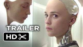 Ex Machina Official Teaser Trailer #1 (2015) - Oscar Isaac, Domhnall Gleeson Movie HD