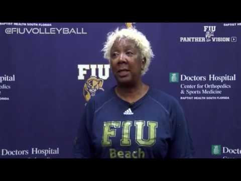 FIU BVB Head Coach Rita Buck-Crockett to be Inducted into Texas Black Sports Hall of Fame