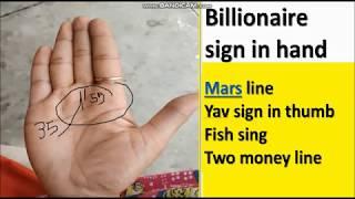 Millionaire line in palmistry Videos - 9tube tv