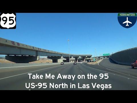 (3-5) Take Me Away on the 95 - US-95 North in Las Vegas