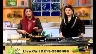 Khatay Aloo And Methi Ka Paratha by Chef Samina   Zaiqa