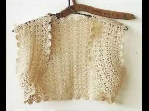 how to crochet beautiful bolero free pattern tutorial