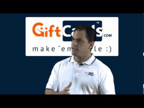How Big is the Gift Card Market B-roll