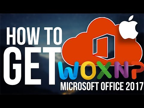 (Oct. 2017) How to GET Microsoft Office 2017 365 on MAC FOR FREE! 100% WORKING! SAFE NO VIRUS! EASY!
