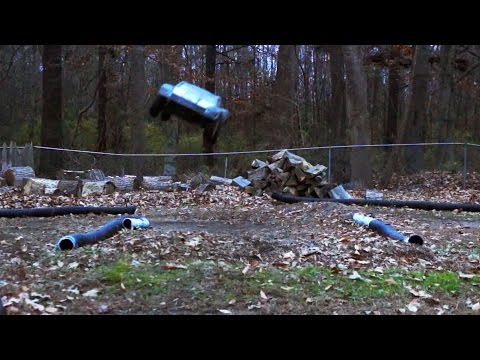 Building A Backyard RC Track With Multiple Layout Options