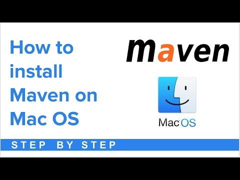 How to install Maven on Mac OS Beginners Tutorial