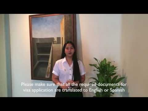 How to apply for a Mexican visa
