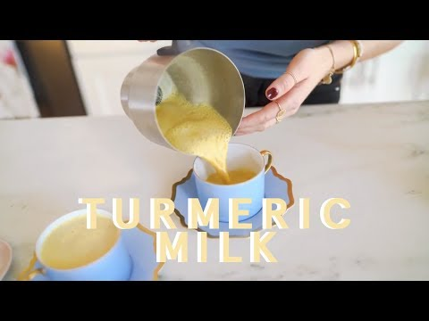 How to Make Turmeric Milk —Nutrition Stripped