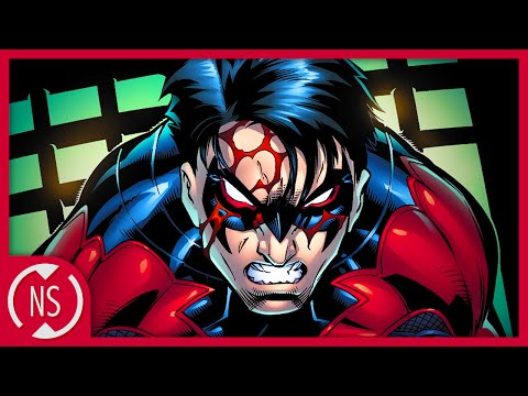 Why is Dick Grayson Called NIGHTWING? || NerdSync