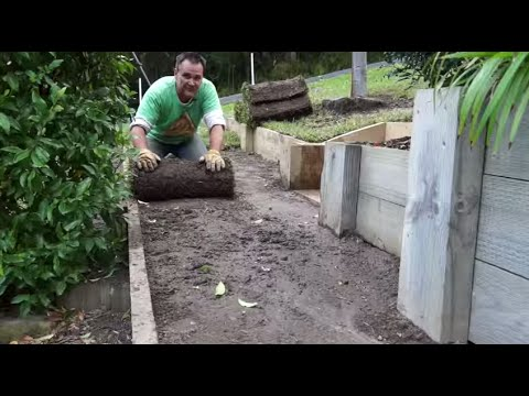 How To Build A DIY Retaining Wall