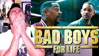 BAD BOYS FOR LIFE | Trailer Reaction | Will Smith | Martin Lawrence | Vanessa Hudgens | Jaby Koay