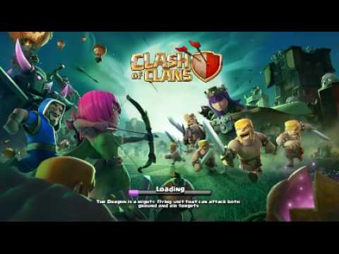 clash of clans Halloween update glitch (glitch whas patched sorry guys)