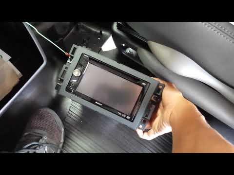 Car am fm antenna repair