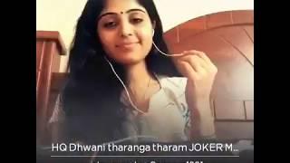 Sowmya Smule - dhwani tharanga tharalam