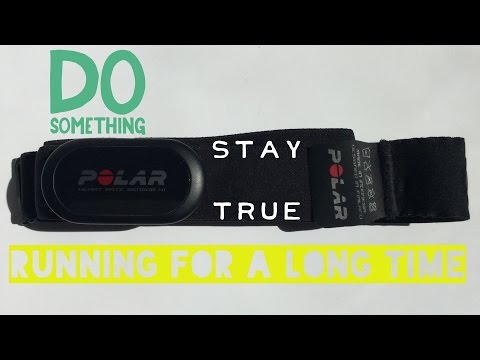 Polar H1 (Changing H1Heart Rate Sensor Battery)