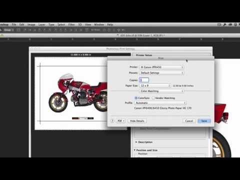 imagePROGRAF Print Driver for Mac OS