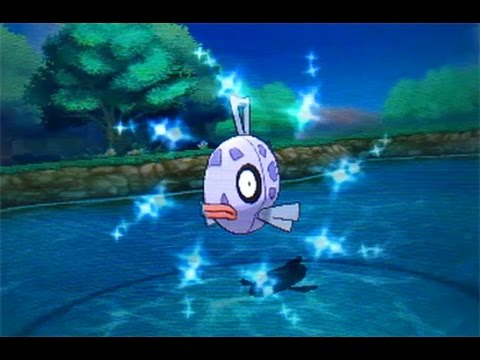How to easily chain for Shiny Feebas in Pokemon Omega Ruby/Alpha Sapphire (LIVE SHINY!)