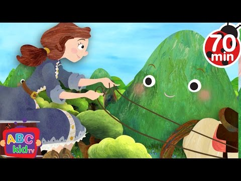 She'll be Coming Round the Mountain (2D)   +More Nursery Rhymes & Kids Songs - CoCoMelon