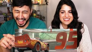 CARS 3 Teaser Trailer #3 | Reaction & Discussion with Kiana!