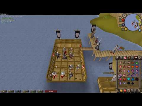 Loot from 3 hours of active pest control (100cb+ boat/OSRS)