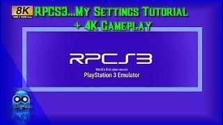 rpcs3 best settings Videos - 9tube tv