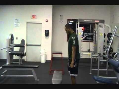 How to Jump split kick and plyometric exercises