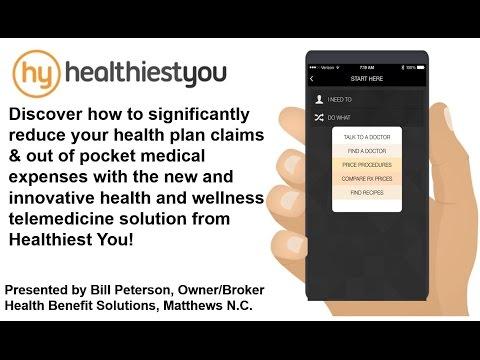 Healthiest You Employer Presentation, Bill Peterson
