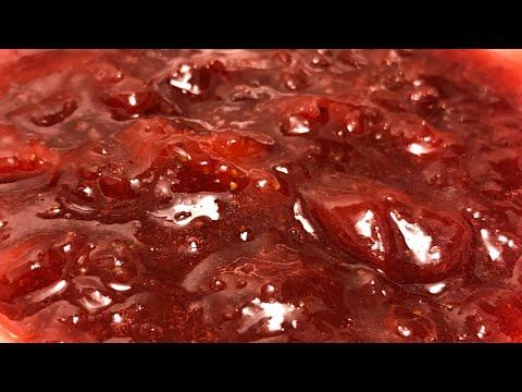 Como acer Mermelada de fresa ( how make strawberry jam)