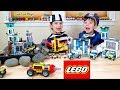 Best LEGO PRISON BREAKS A Pretend Play Police Chase Using Legos Compilation
