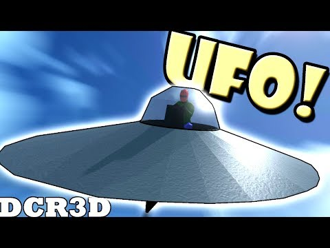 UFO, FLYING SHARK, PROP PLANE and MORE! - Dream Car Racing 3D Gameplay Ep33