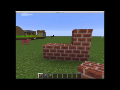 MathCraft - Stairs and Faces